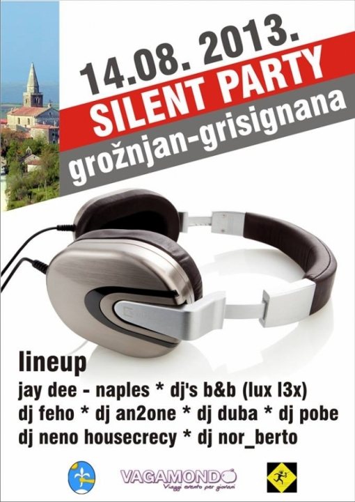 Silent Party 2013